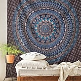 Elephant Medallion Tapestry ($49)