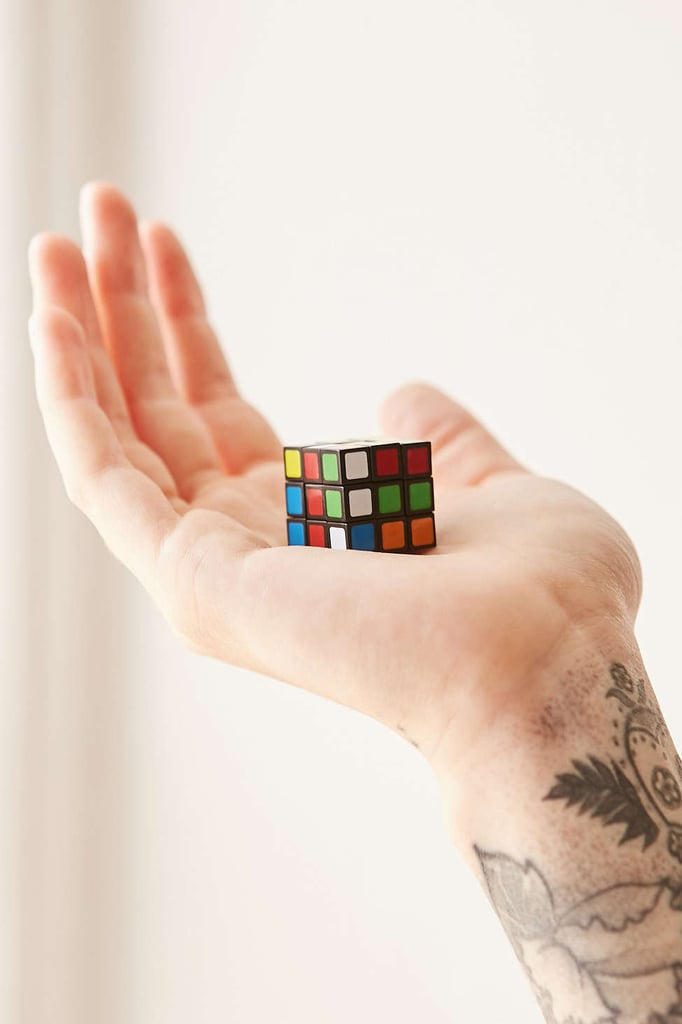 Urban Outfitters World's Smallest Rubix Cube ($8)