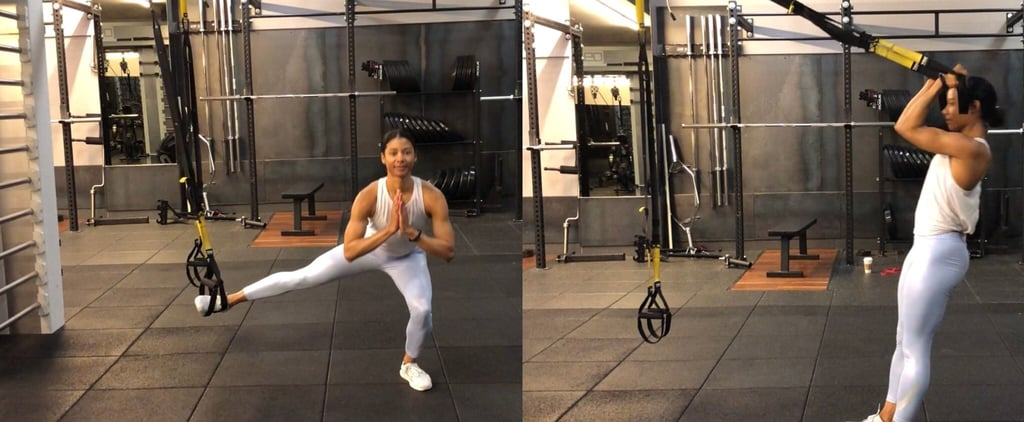 Beginner TRX Full-Body Workout