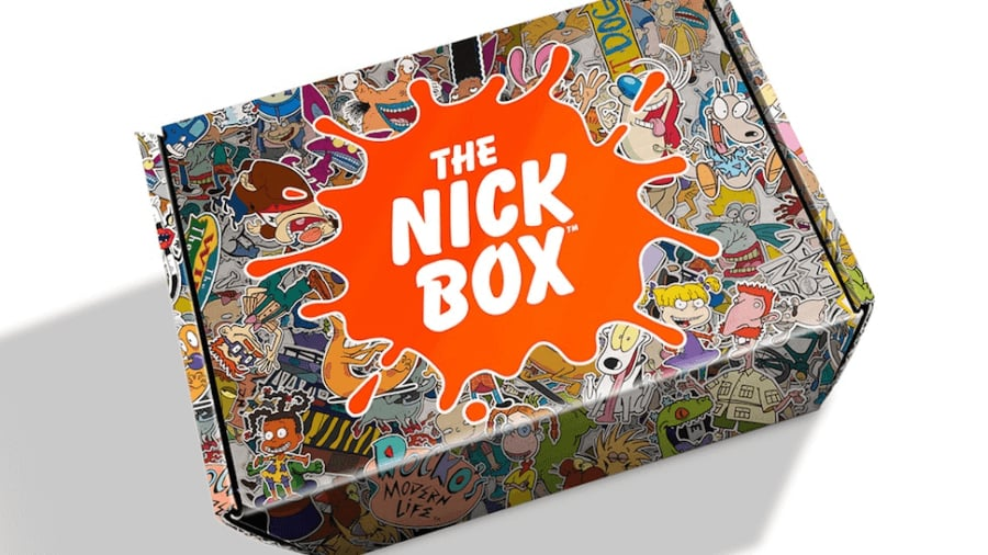 Nickelodeon Gift Guide POPSUGAR Entertainment