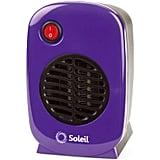 Soleil Personal Electric Ceramic Heater