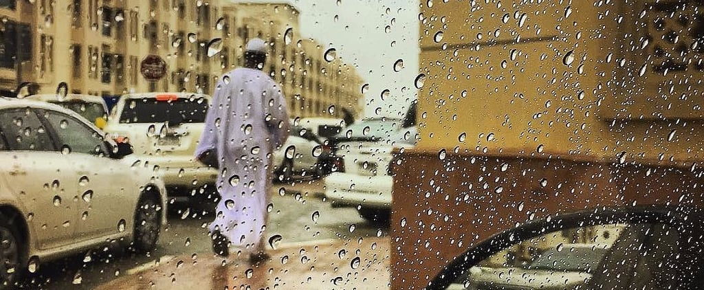 Expect Even More Rain in the UAE Over the Next Few Years