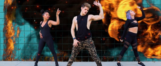 "The Fitness Marshall ""Chasing Fire"" Lauv Video"