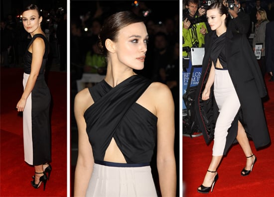 Pictures of Keira Knightley in Roksanda Ilincic Resort 2012 Dress at the London Premiere of A Dangerous Method: See the 360!