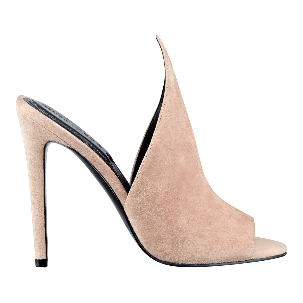 Essie Suede Mule ($150)