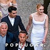 Joe Jonas and Sophie Turner Prewedding Party Pictures
