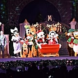 """Mickey's Most Merriest Celebration"" Show"