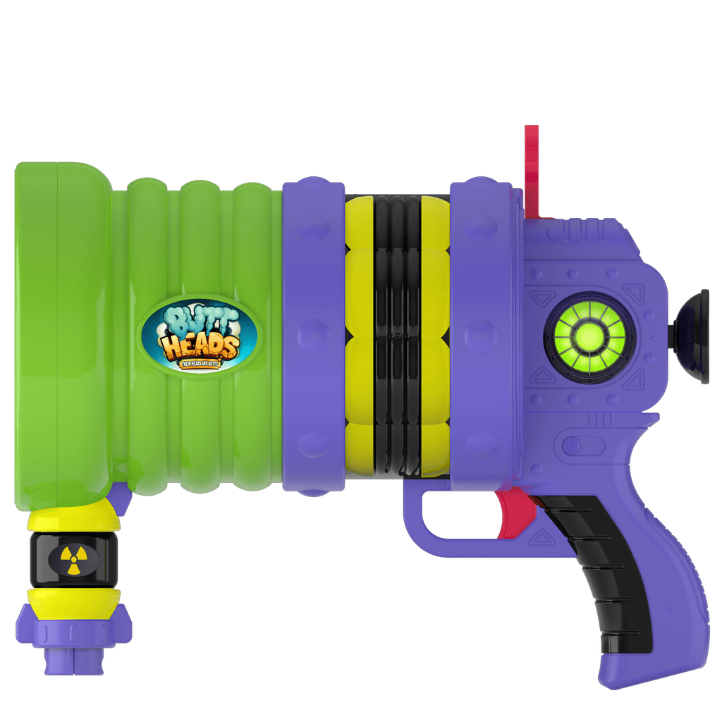 For 5-Year-Olds: WowWeeButtheads Fart Launcher 3000