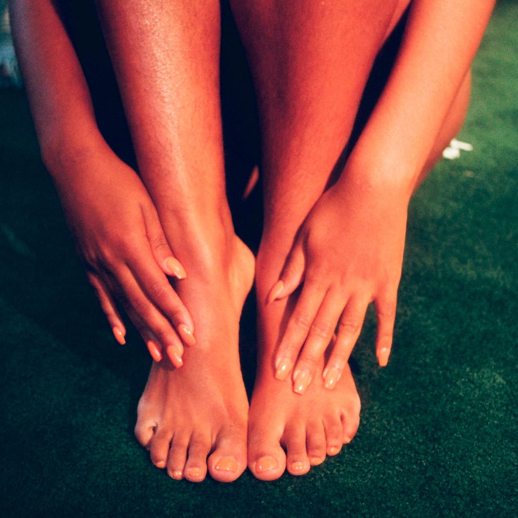 Develop a Pedicure Routine