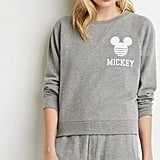 Mickey Graphic Pullover