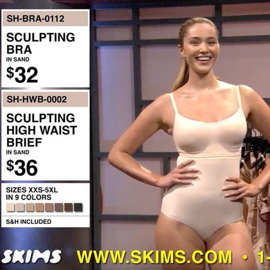 Kim Kardashian Skims Shapewear Infomercial Videos