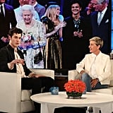 Shawn Mendes on Meeting the Queen, Prince Harry, and Meghan Markle