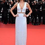 Alessandra Ambrosio's Michael Kors Dress at Cannes 2016