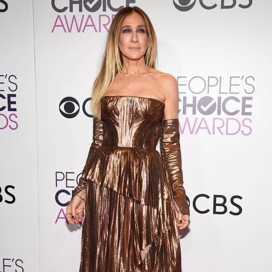 Sarah Jessica Parker's J. Mendel People's Choice Awards 2017