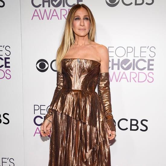 Sarah Jessica Parker J.Mendel People's Choice Awards 2017