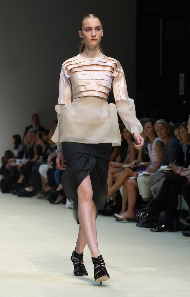 London Fashion Week: Marios Schwab Spring 2010