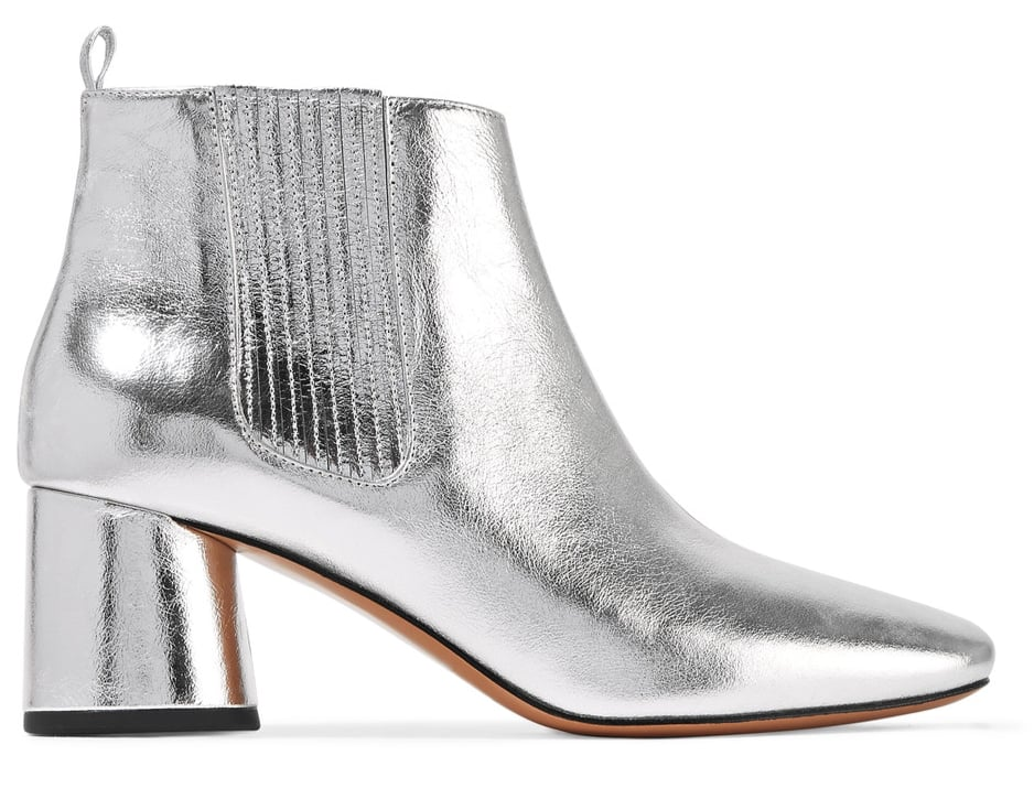 Marc Jacobs Rocket Metallic Leather Chelsea Boots (£370)