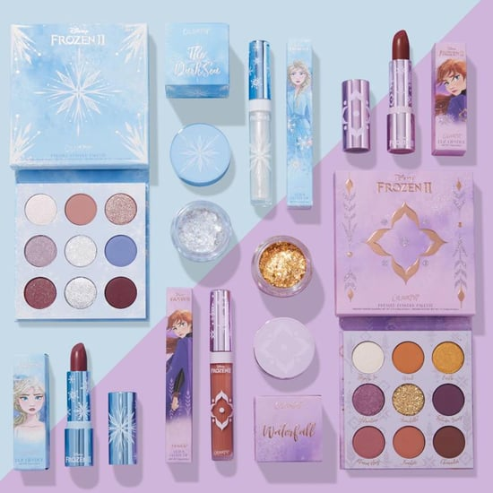 Colourpop Launches Frozen 2 Collection