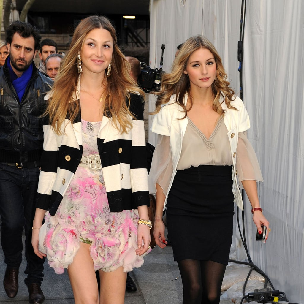 how to look like olivia palermo
