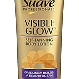 Suave Professionals Visible Glow Self-Tanning Body Lotion