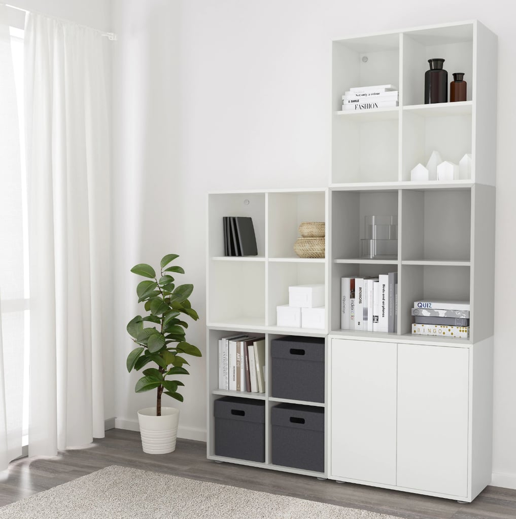 Eket Storage Combination With Feet Best Ikea Living Room Furniture