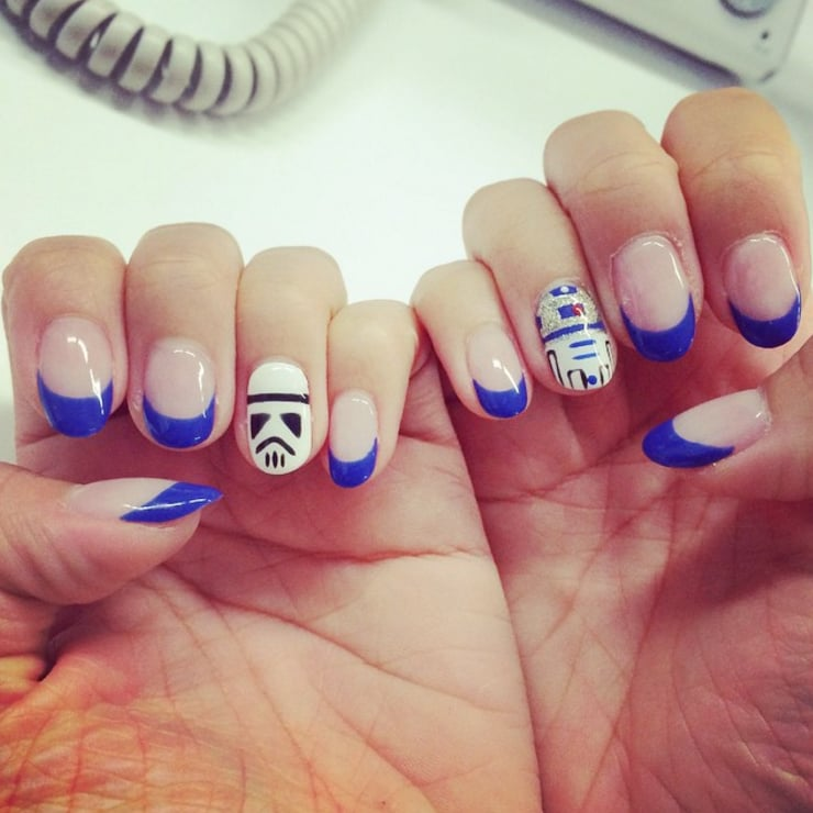 Star Wars Nail Art