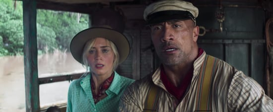 Disney's Jungle Cruise Movie Trailer
