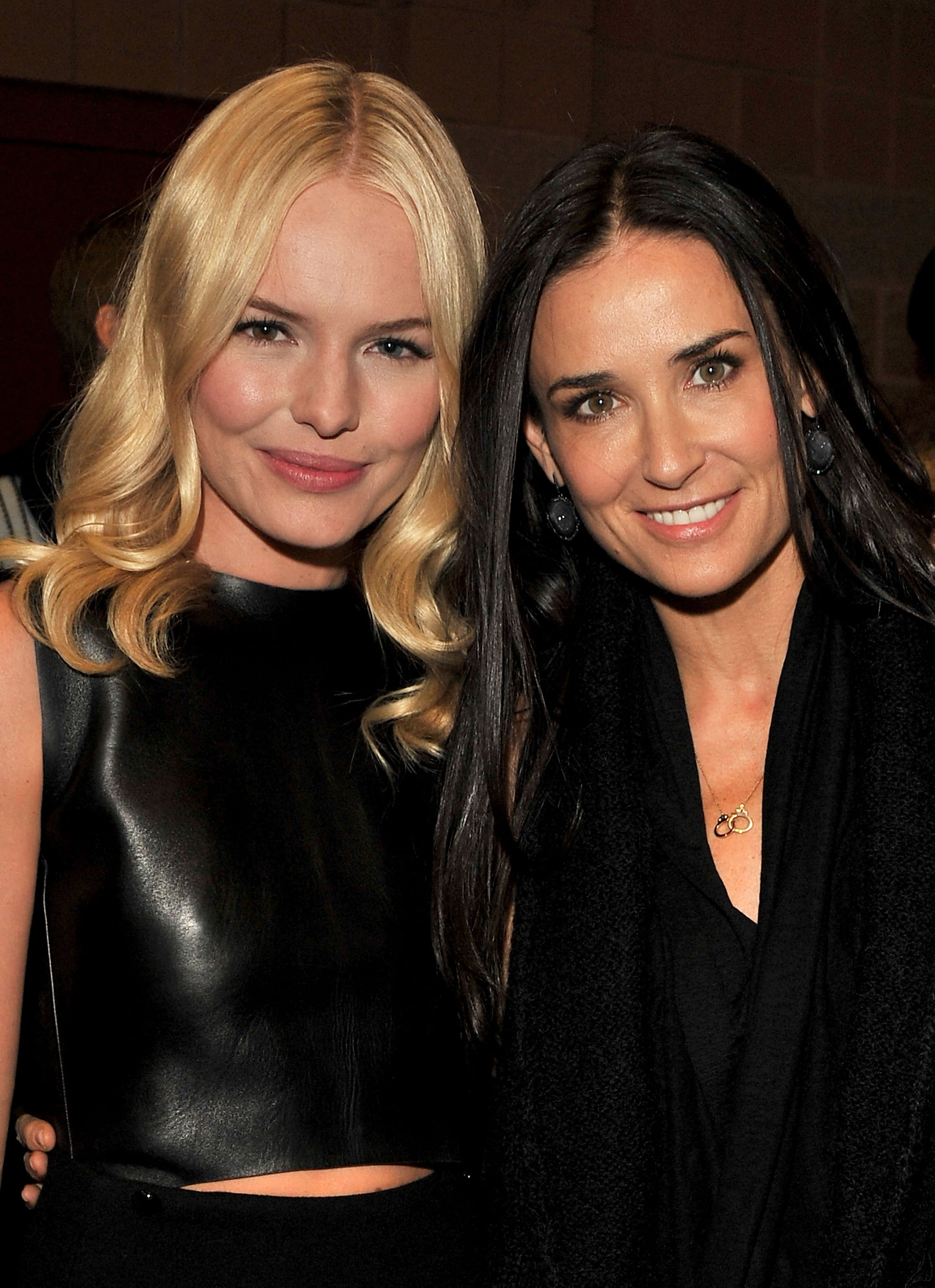 Kate Bosworth and Demi Moore were glowing together at the premiere of Another Happy Day in 2011.