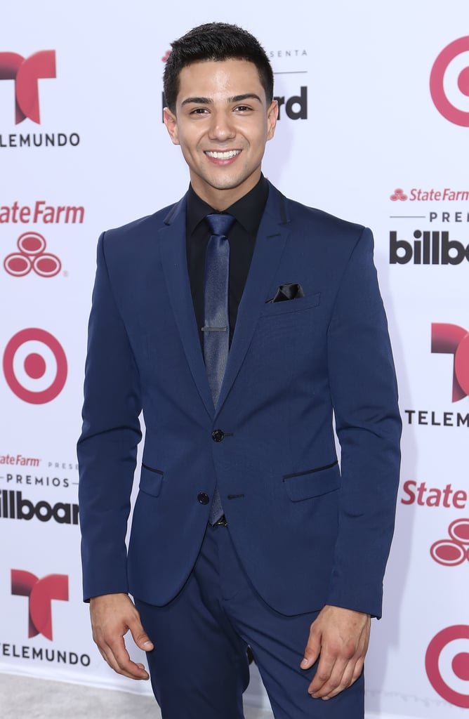Luis Coronel Style From The 2015 Latin Billboard Music Awards