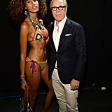 But Tommy Also Featured Some Newcomers Like Imaan Hammam