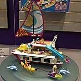 Lego Friends Sunshine Catamaran