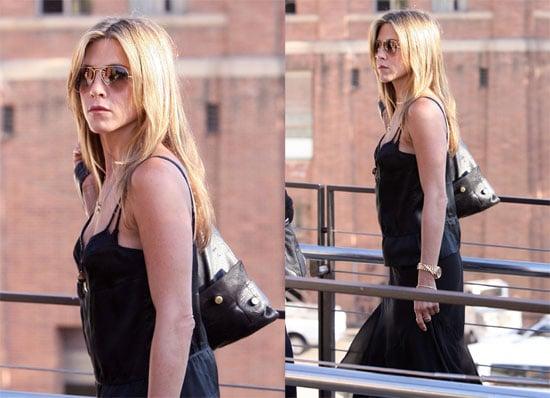 Photos of Jennifer Aniston at the UCLA Campus