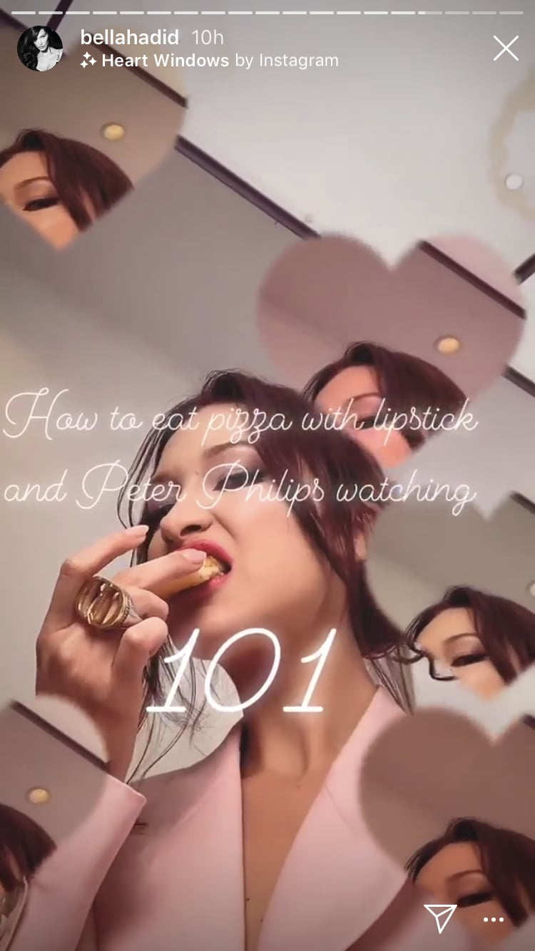 how to eat without getting lipstick everywhere