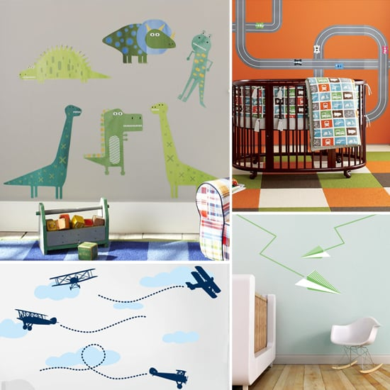 Epic Bring Adventure to Boys u Rooms With Fun Wall Decals