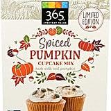 365 Everyday Value Spiced Pumpkin Cupcake Mix ($4)