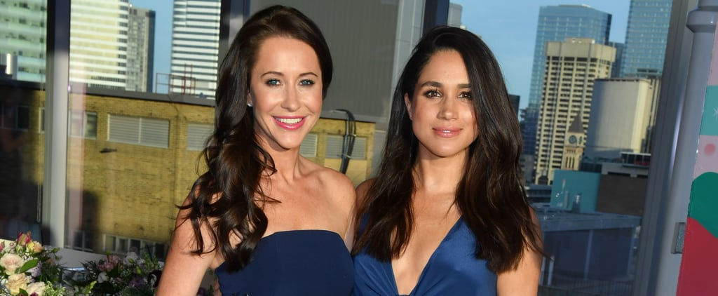 Meghan Markle Flew Commercial to Toronto