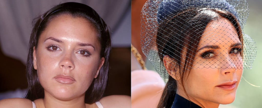 Victoria Beckham Beauty Evolution