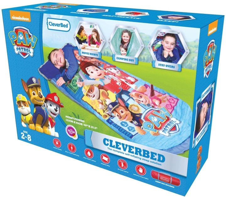 Paw Patrol Clever Bed