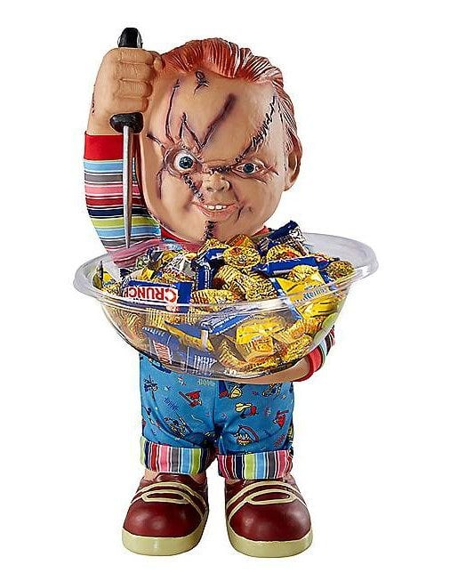 Chucky Greeter
