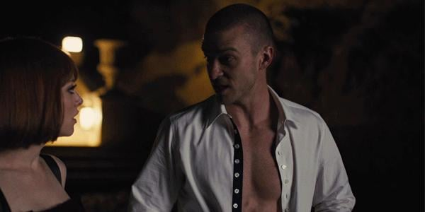 When In Time brought you this shirtless moment.