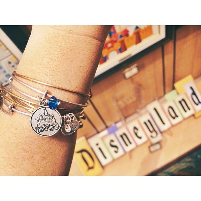 You cherish your Alex and Ani Disney charms.