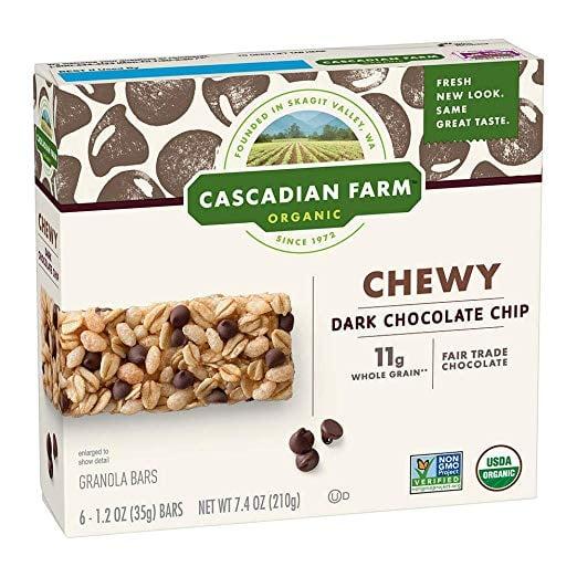 Cascadian Farm Organic Granola Bars