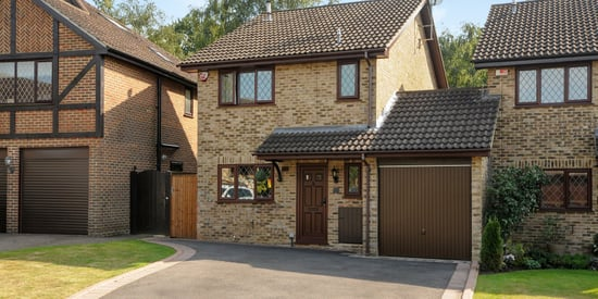 Harry Potter's Famed Privet Drive House Is On The Market