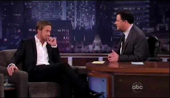 Ryan Gosling Talks Taking Ballet Lessons on Jimmy Kimmel Live