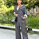 Kiersey Clemons at the Salvatore Ferragamo Milan Fashion Week Show