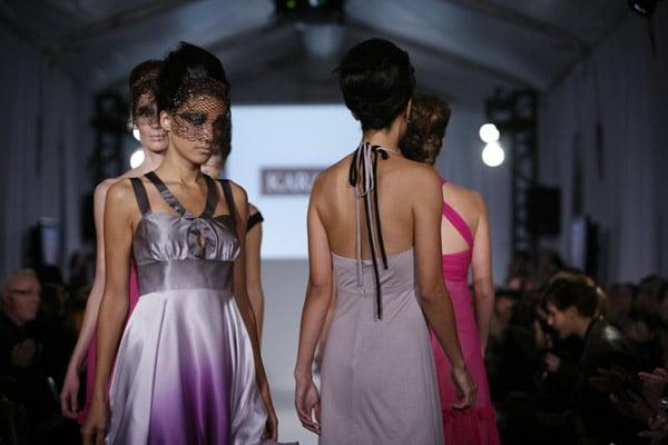 L'Oreal Toronto Fashion Week: Karamea Spring 2009
