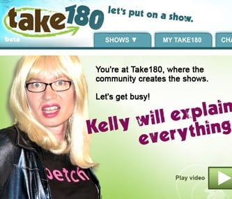 Make Your Own Web Shows With Take180