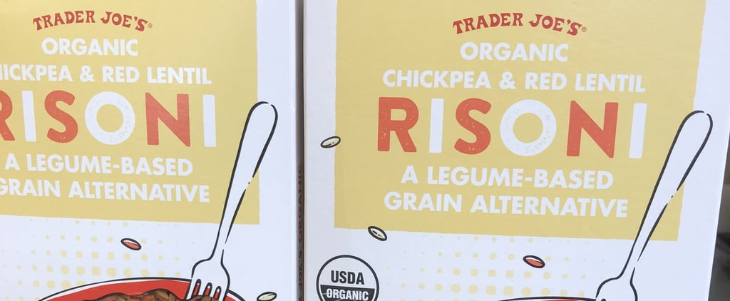 Trader Joe's Organic Risoni: A Grain-Free Rice Alternative