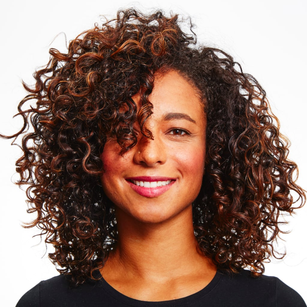 best curly hair styles curly hair styling tips popsugar 7453