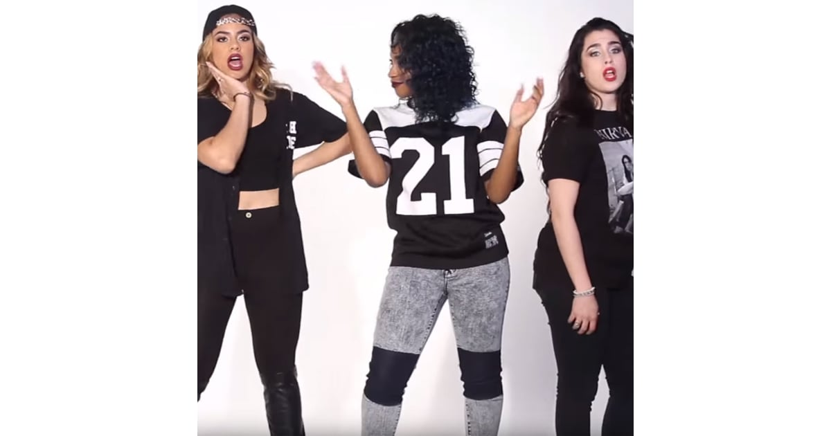 Fifth harmonys cover of uptown funk popsugar latina thecheapjerseys Images